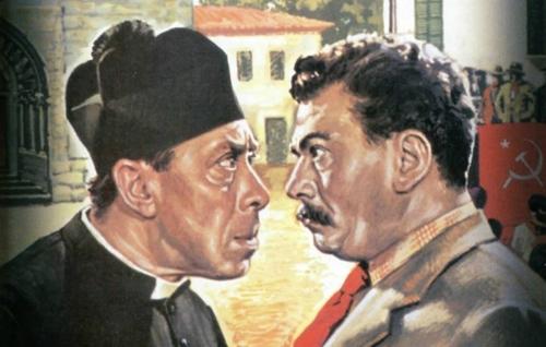 Gino Cervi et Ferbandel - Péponne et Don Camillo