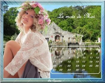 Mon calendrier Avril