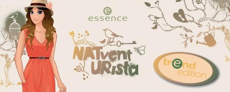 ღ La collection Natventurista d'Essence [ Swatch ]
