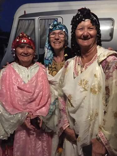 Trois marocaines