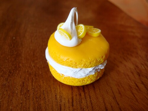 Meringue et citron