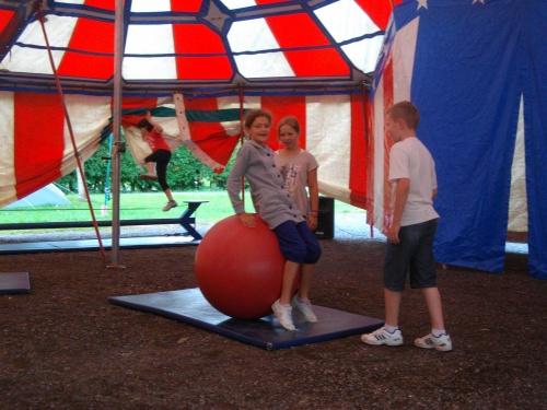 """camp """"cirque"""" 6 au 10 août 2012"""