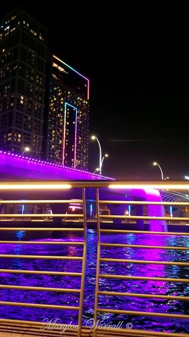Dubaï : Festival City Mall & Canal