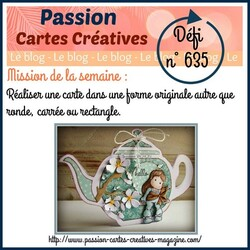 Passion cartes Créatives#635 !