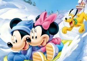 Mickey love - Hidden stars