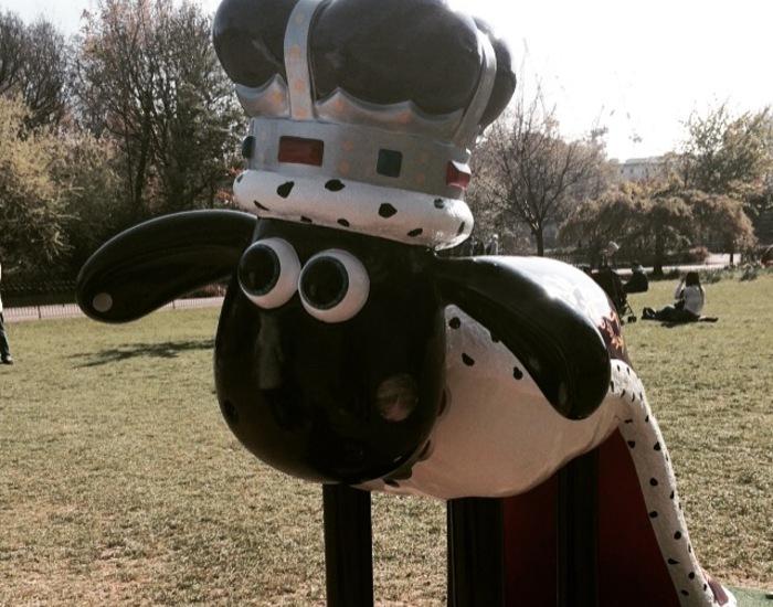 Découvrir Londres avec Shaun le mouton [CityTrip/Voyage]