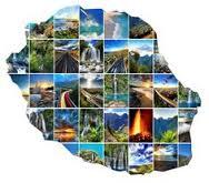 Mon île en couleur, photos, images, une autre façon de voir notre caillou