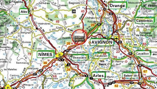 Pont du gard tr sor d 39 architecture gard rando77 - Office de tourisme du pont du gard ...
