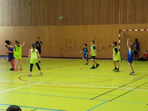 Tournoi de handball