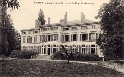Château de Groussay à Montfort l'Amaury (Yvelines)