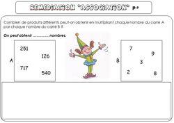 Problèmes multiplicatifs et/ou divisifs