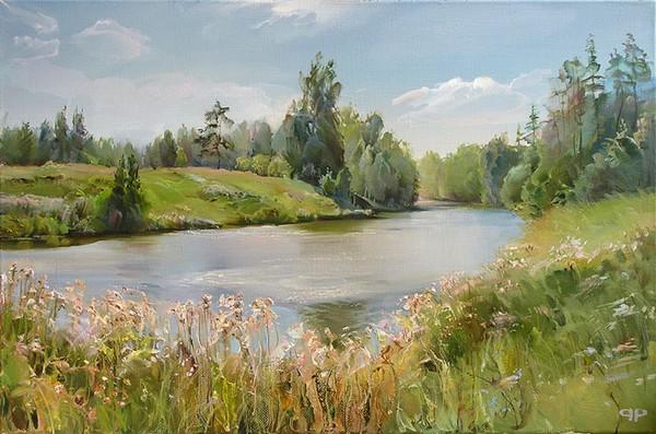 Peinture de : Roman Romanov