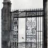 jaulny porte du chateau  lorraine
