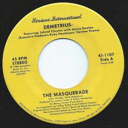 Demetrius - The Masquerade