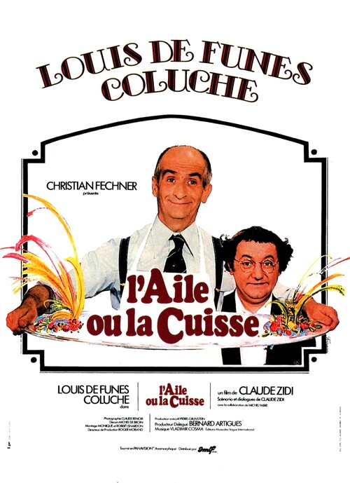 L'AILE OU LA CUISSE BOX OFFICE