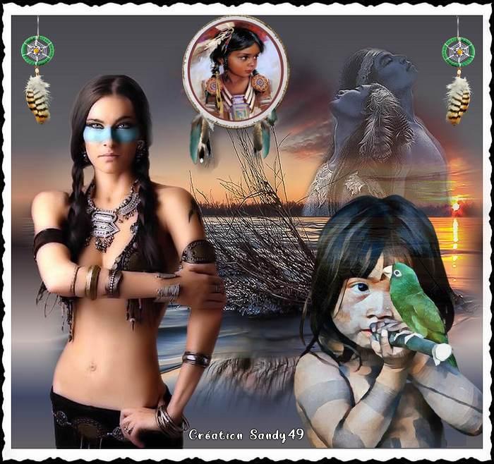 Mes défis Amérindien pour le Forum