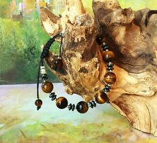 Oeil du Tigre, Hématite
