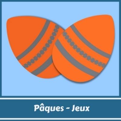 Les JEUX du JEUDI - Pâques (1)