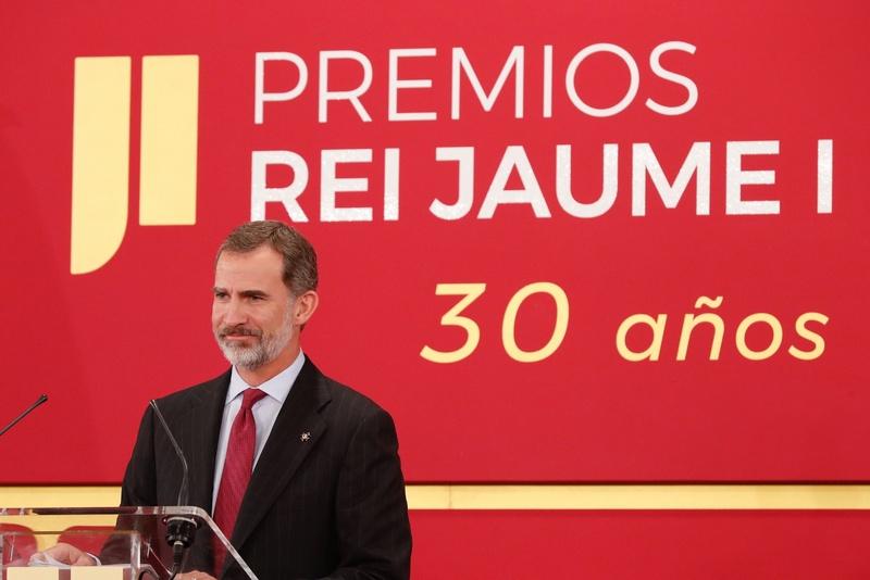 """""""Premios Rey Jaime I"""""""