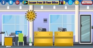 Jouer à Modern luxury office  escape