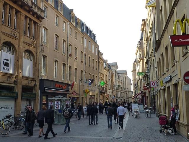 Ville de Metz 11 mars 2010