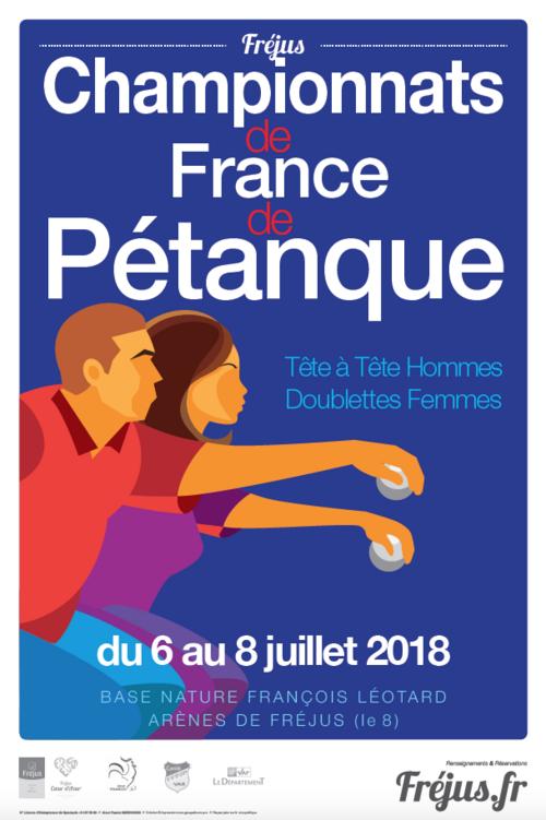 Championnat de France Doublette Féminine
