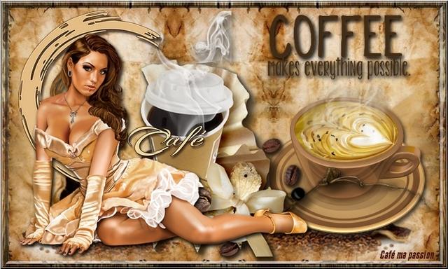 Créations café