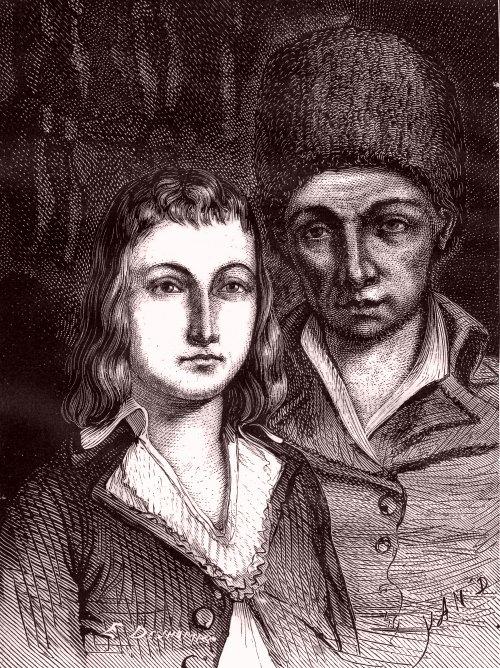 Louis XVII et le cordonnier Antoine Simon