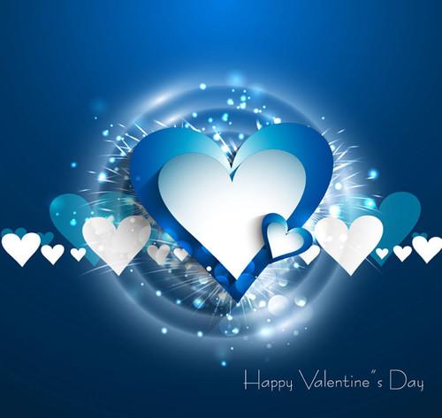 Fonds Pour Vos Créations Saint-Valentin Série 2