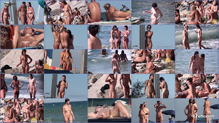 Nude Euro Beaches 2018. Part 28.