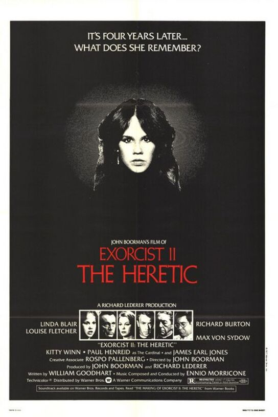 L'EXORCISTE 2 : L'HERETIQUE