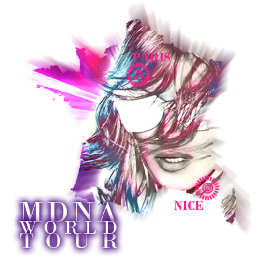 MDNA Tour France