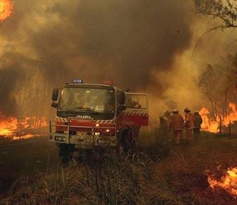 Journée internationale des pompiers