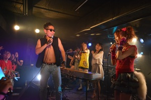 LoVendoЯ LIVE TOUR 2014 SprinteЯ ~Bitter & Sweet~ reina tanaka