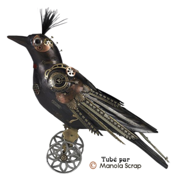 Animaux Steampunk