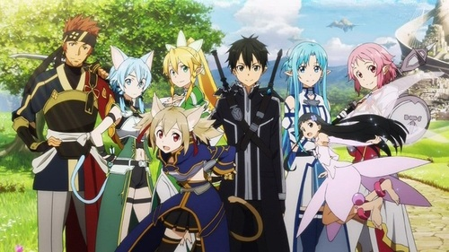 Sword Art Online II