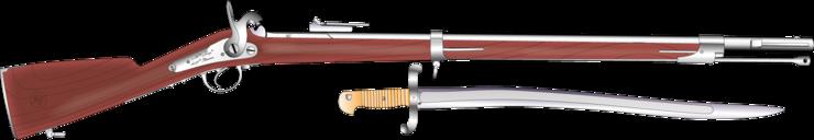 Ma Carabine Modèle 1859