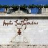 Le nouveau mémorial symbolisant l'amitié franco-américaine