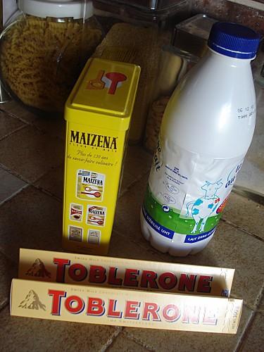 Toblerone Viennois