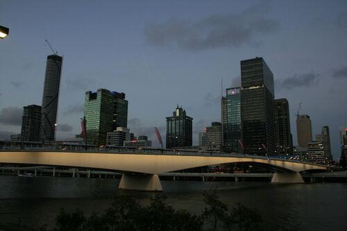 Journée à Brisbane
