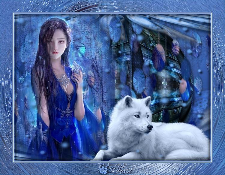 * Douceur en Bleu *