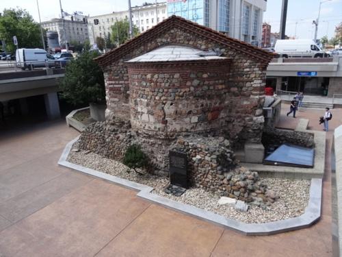 Sofia: autour des bains centraux et de la mosquée (photos)