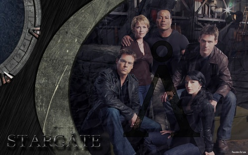 Wallpapers Stargate