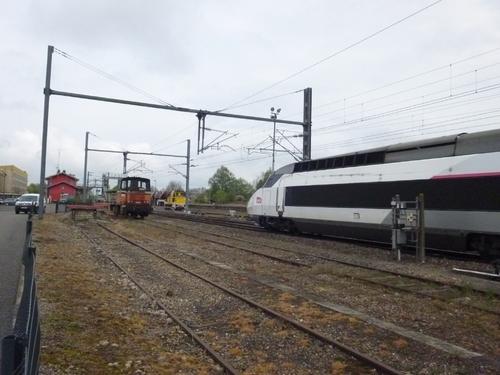 Les trains de nos jours