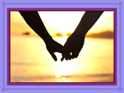Amour véritable est profond