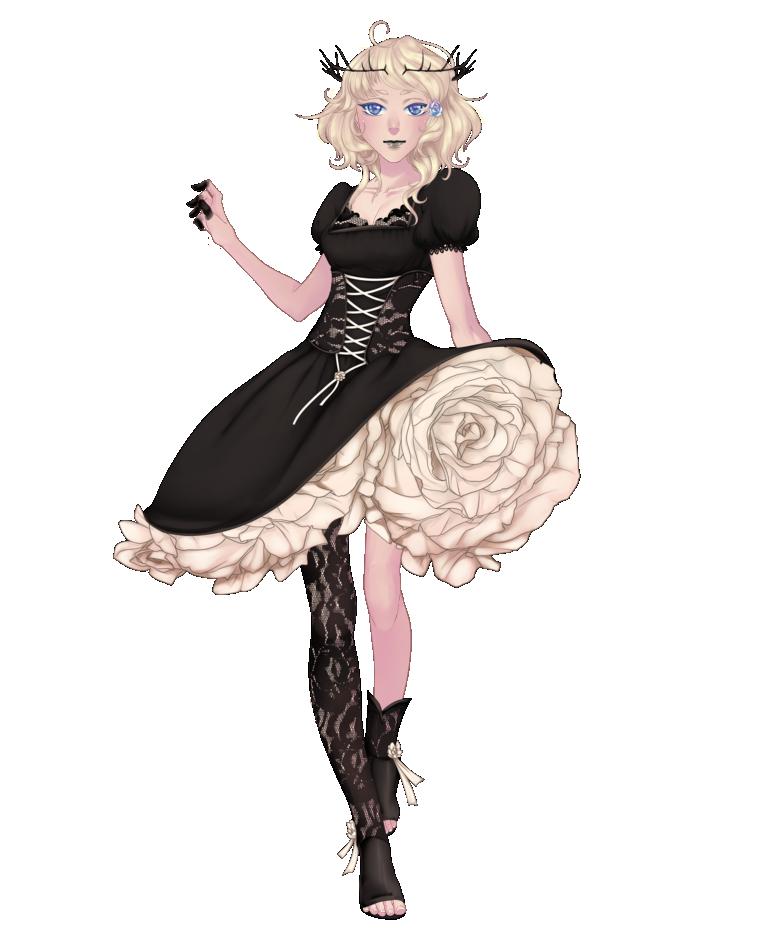 Goth Valentine - Nevra