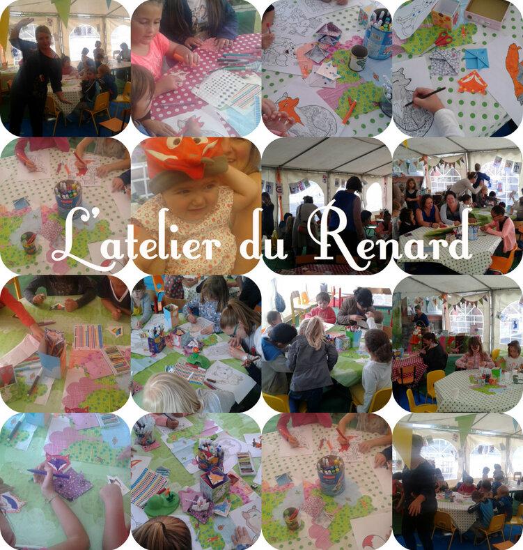 Atelier du Renard 2016