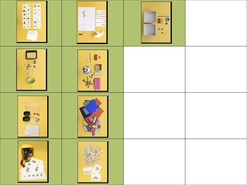Etiquettes AIM GS P1