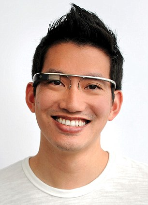 Google Glass l'invention de l'année 2012