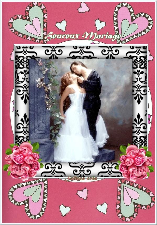 Carte**Mariage**